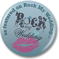 Liberty Pearl Photography is featured on the Rock My wedding blog