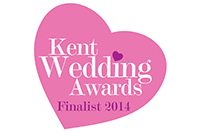 Kent Wedding Photographer Awards Finalist