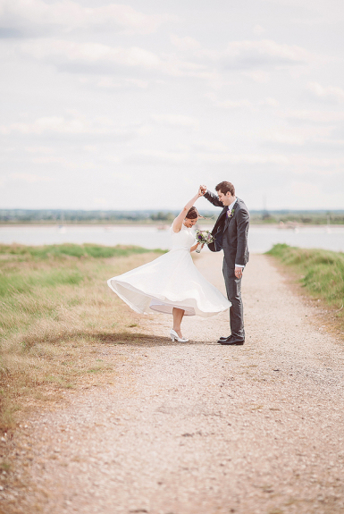 Quirky Natural Wedding Photographer
