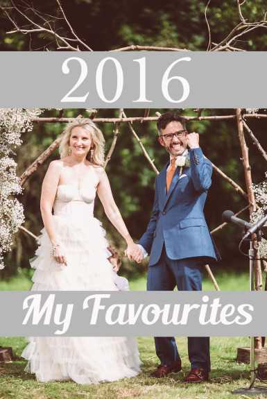 My 2016 Summed Up – Documentary Wedding Photography